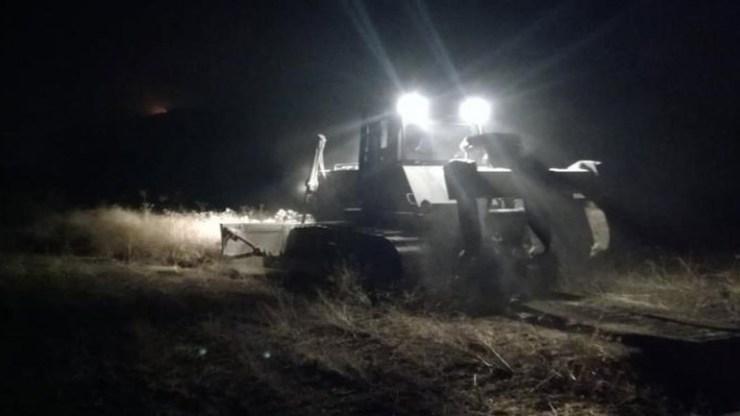 Ελικόπτερα, μηχανήματα και προσωπικό διέθεσε ο Στρατός για την πυρόσβεση στην Εύβοια