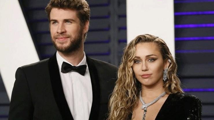 Liam Hemsworth: Το δημόσιο μήνυμά του για τον χωρισμό του από την Miley Cyrus