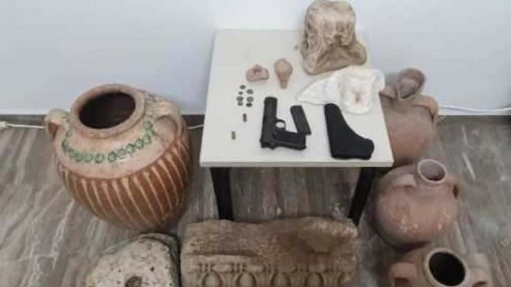 Κρήτη: Αρχαιοφύλακας συνελήφθη για… αρχαιοκαπηλεία