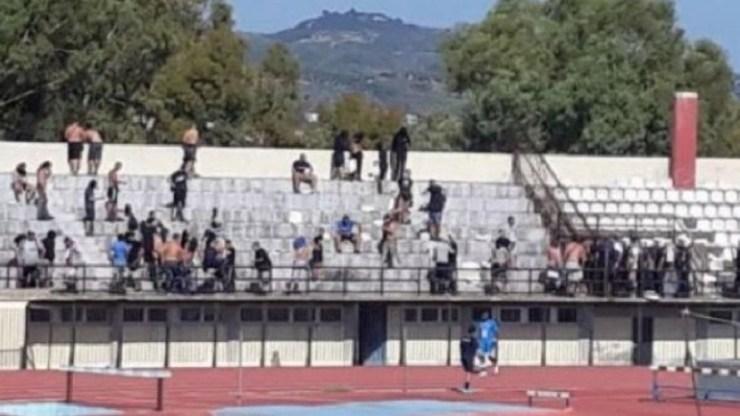 Κύπελλο Ελλάδας: Πρόκριση για το Αιγάλεω σε ματς με επεισόδια