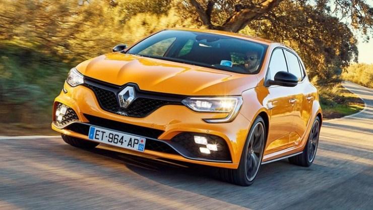 Πόσο κοστίζει στην Ελλάδα το έξτρα σπορ πακέτο του Renault Megane RS;