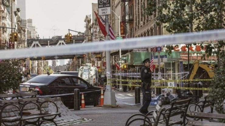 ΗΠΑ: Άστεγος διώκεται για τέσσερις ανθρωποκτονίες