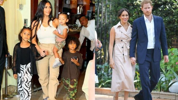 Οι δηλώσεις της Kim Kardashian για Meghan και Harry