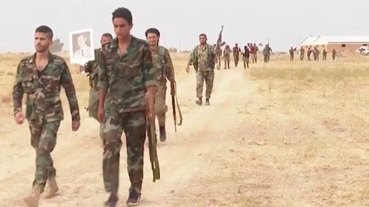 Συρία: Οι ΗΠΑ ενημέρωσαν την Τουρκία ότι η αποχώρηση των Κούρδων μαχητών από την «ασφαλή ζώνη» ολοκληρώθηκε