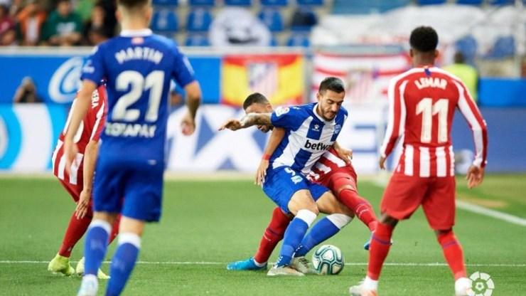 Ισπανία: Στραβοπάτησε (1-1) στην έδρα της Αλαβές η Ατλέτικο Μαδρίτης