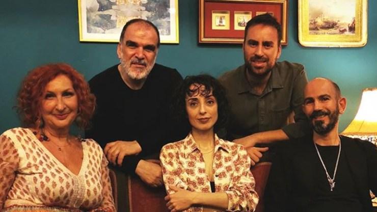 Στη σκηνή του «Galata Gazi» οι Αφεντούλα Ραζέλη, Zekiye Yürekli και Παναγιώτης Απαρτόγλου