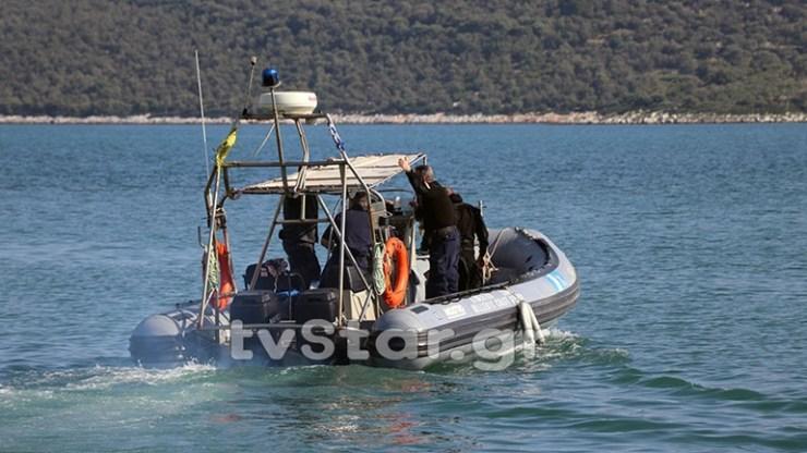 Συνεχίζονται οι έρευνες για τον 75χρονο αλιέα στη Σκάλα Αταλάντης