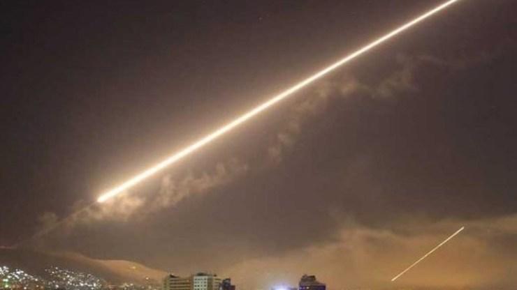 Ισραήλ: Αναχαιτίστηκαν τέσσερις πύραυλοι πάνω από το κατεχόμενο τμήμα του Υψιπέδου του Γκολάν