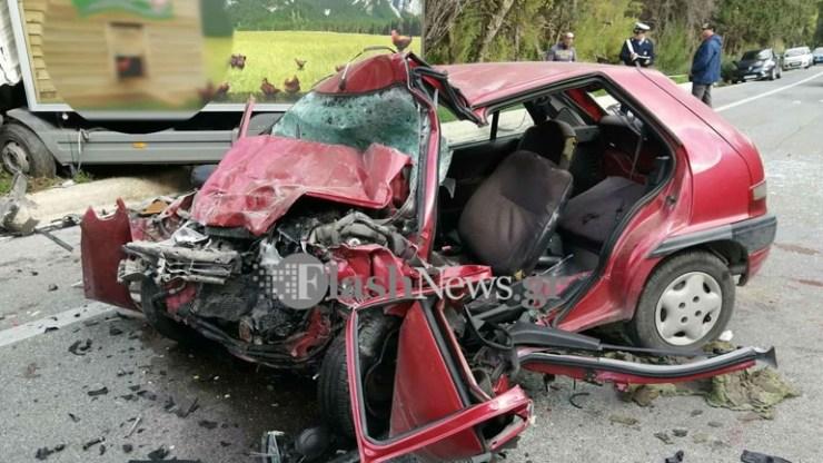 Νεκρός 32χρονος οδηγός ΙΧ στα Χανιά