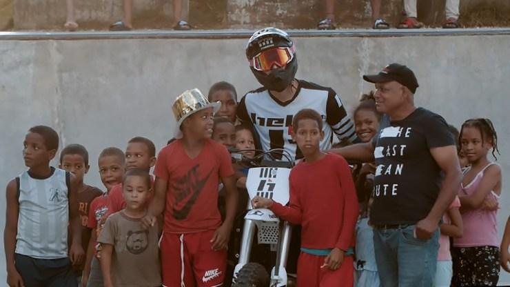Hebo Dominicana: Ο παιδότοπος του Pol Tarrés