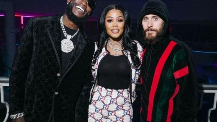 Τζάρεντ Λέτο, Σιένα Μίλερ και Ίγκι Ποπ στο πάρτι των Gucci και Snapchat στο Μαϊάμι