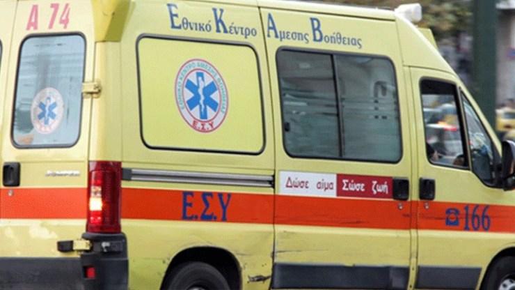 Άνδρας έπεσε από ξενοδοχείο στο Ηράκλειο Κρήτης