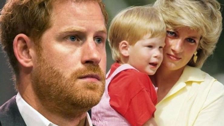 Πρίγκιπας Harry: To βίντεο με την πριγκίπισσα Diana που έχει γίνει viral