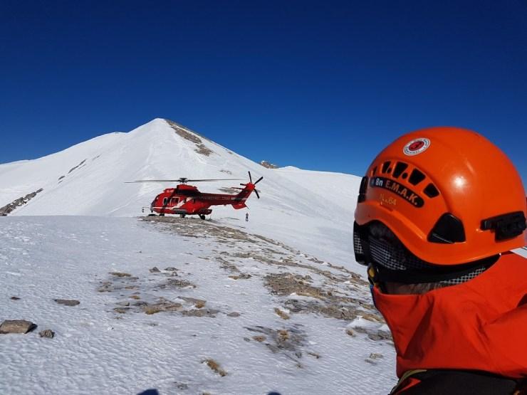 Εντυπωσιακή άσκηση έρευνας – διάσωσης από την 8η ΕΜΑΚ (φωτό | AstraTV