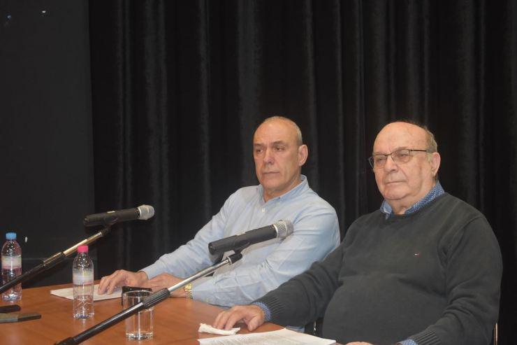 Με ομιλία του Κώστα Τσιάνου συνεχίστηκαν οι εκδηλώσεις για τα 40 χρόνια του Λυκείου Ελληνίδων Λάρισας (φωτο)