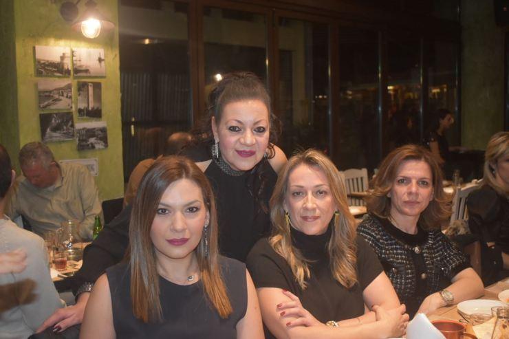Έκοψαν την πίτα τους οι γυναίκες της ΝΟΔΕ Λάρισας - Δείτε φωτογραφίες