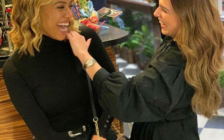 Μαρία Πρέτσι: Η νεαρή hairstylist των celebrities που διαπρέπει στο Λονδίνο