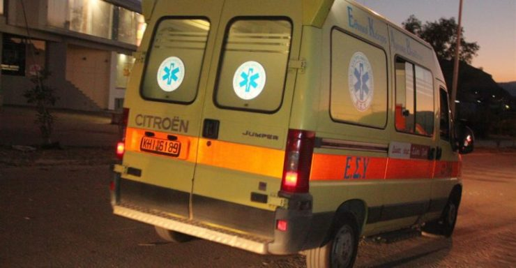 Λάρισα: Αυτοκίνητο παρέσυρε γυναίκα στην οδό Φαρσάλων