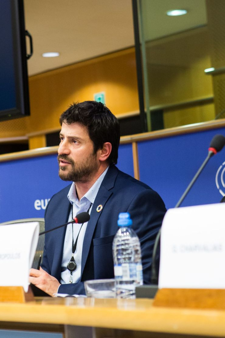 Η UEFA απαντά στην επιστολή που συνυπογράφει ο Ευρωβουλευτής Αλέξης Γεωργούλης για τον ρατσισμό στο ποδόσφαιρο