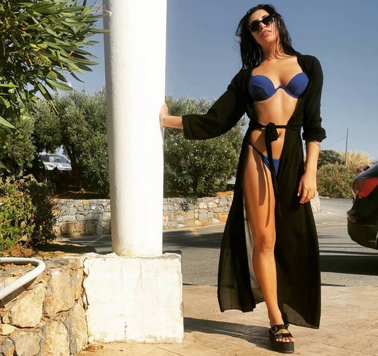 Η Ελληνίδα χορεύτρια με τις σέξι καμπύλες