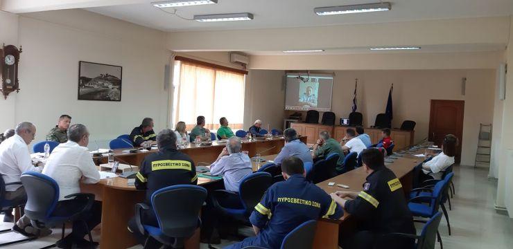 Ν. Γάτσας: «Υψηλό το επίπεδο της πολιτικής προστασίας στο Δήμο Ελασσόνας»