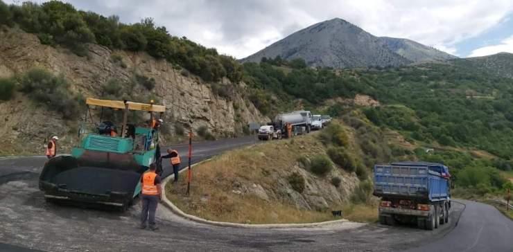 Παρεμβάσεις ύψους 1,5 εκατ. ευρώ από την Περιφέρεια Θεσσαλίας στο οδικό κύκλωμα Κισσάβου