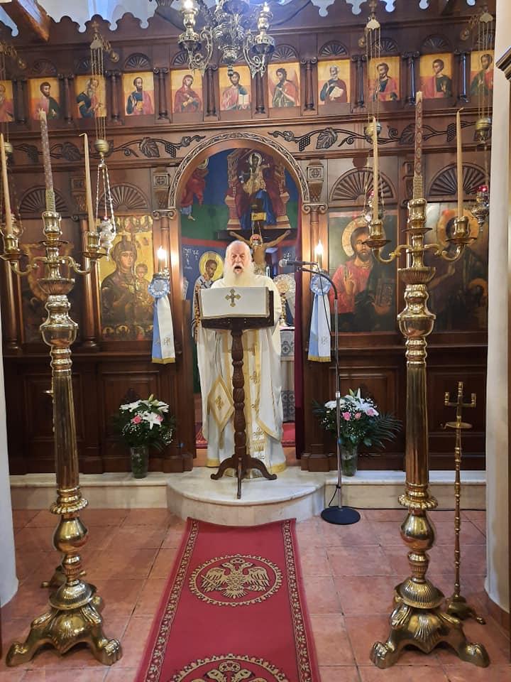 Θρησκευτικές εκδηλώσεις παραμονή και ανήμερα της Μεταμόρφωσης του Σωτήρος στο δήμο Τεμπών