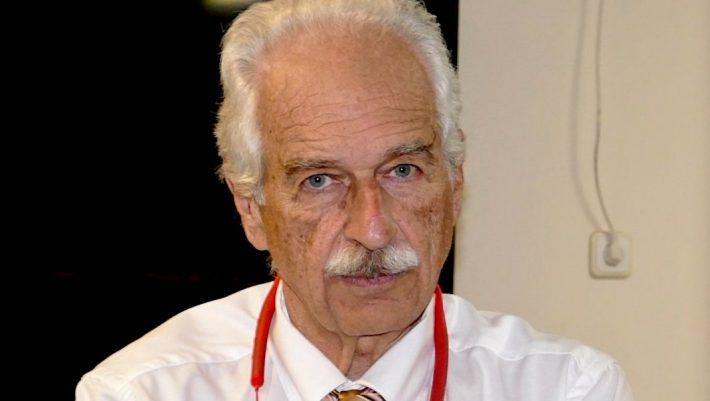 «Αυτή είναι η πορεία προς το τέλος»: Ο καθηγητής Γουργουλιάνης εξηγεί με απλά λόγια πώς θα τελειώσει η πανδημία