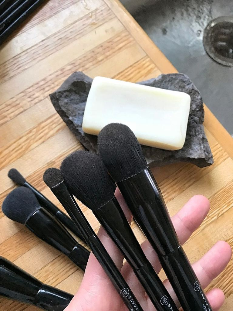 Knowing how to clean makeup brushes is important. Cleaning them removes the build up of old makeup and gets rid of any bacteria that might be trying to make ...