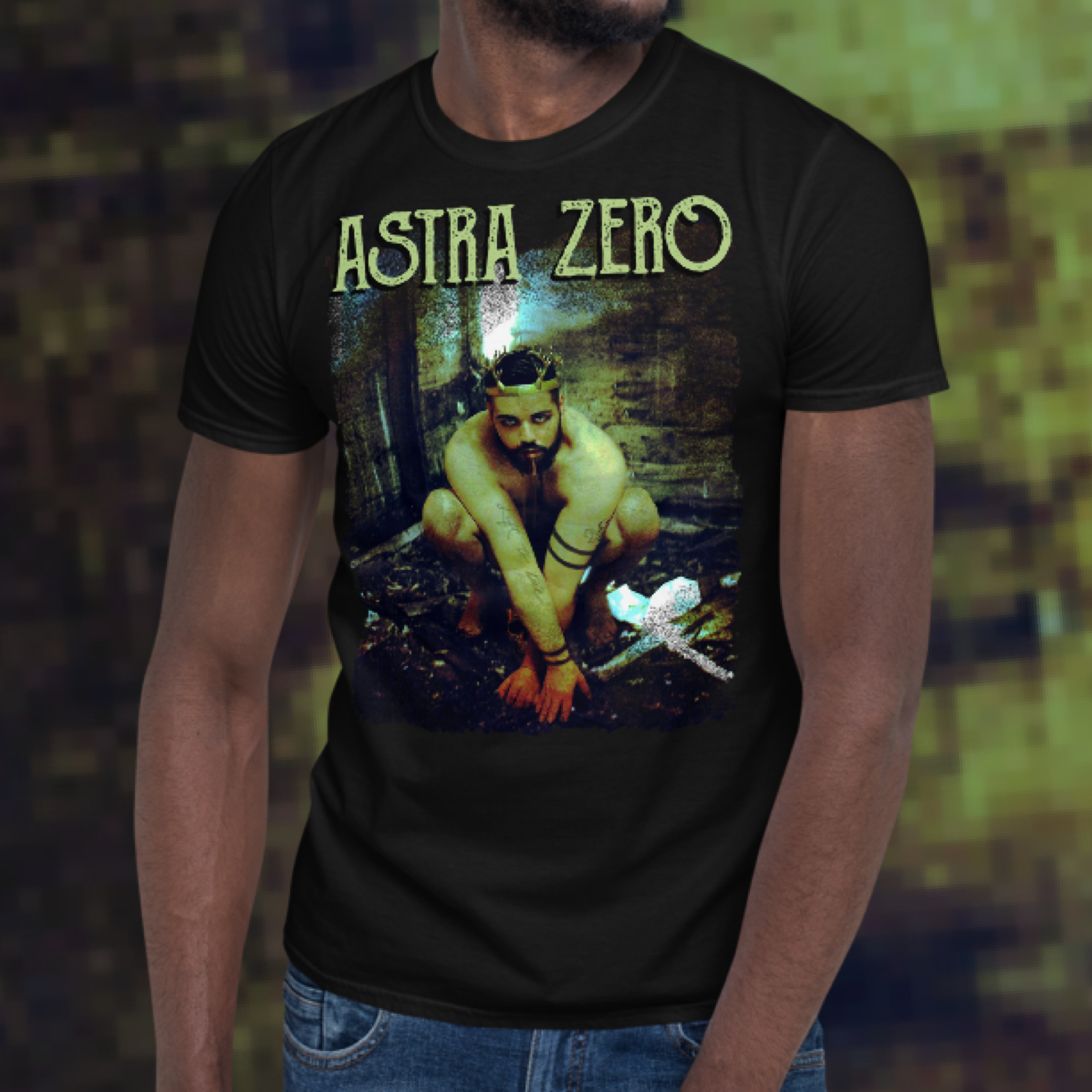 "Featured image for ""Astra Zero - Chemistry - Short-Sleeve Unisex T-Shirt"""