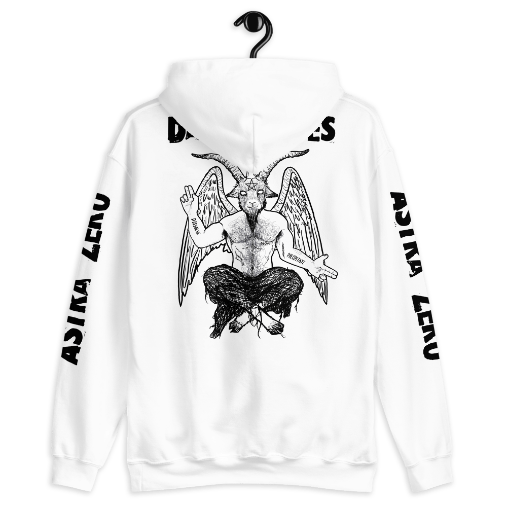 "Featured image for ""Daddy Vibes ( Baphomet )  Unisex Hoodie"""
