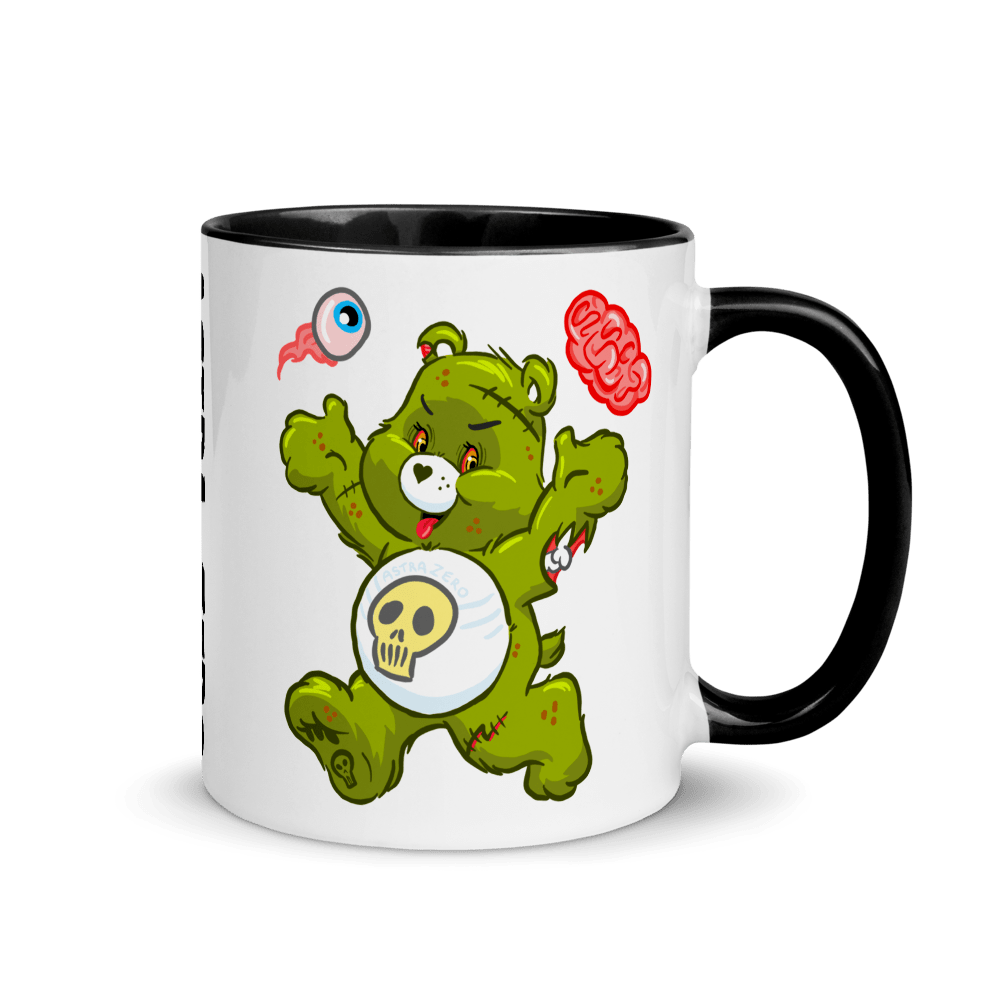 """Featured image for """"Zombie Bear - Mug"""""""