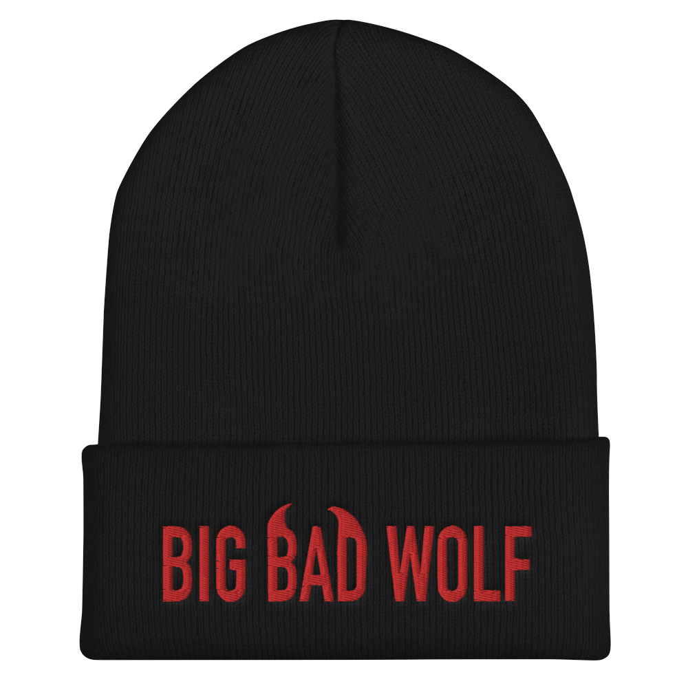 "Featured image for ""Big Bad Wolf - Cuffed Beanie"""