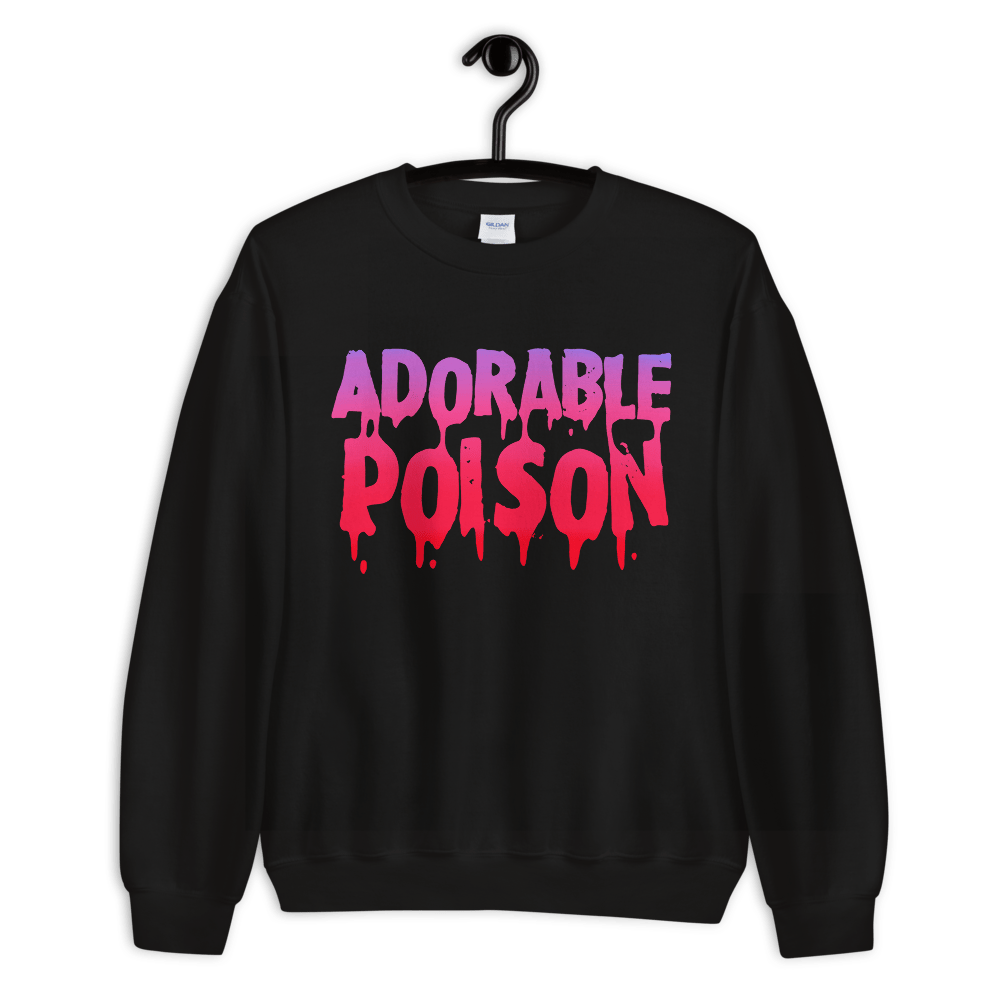 "Featured image for ""Adorable Poison -  Unisex Sweatshirt"""