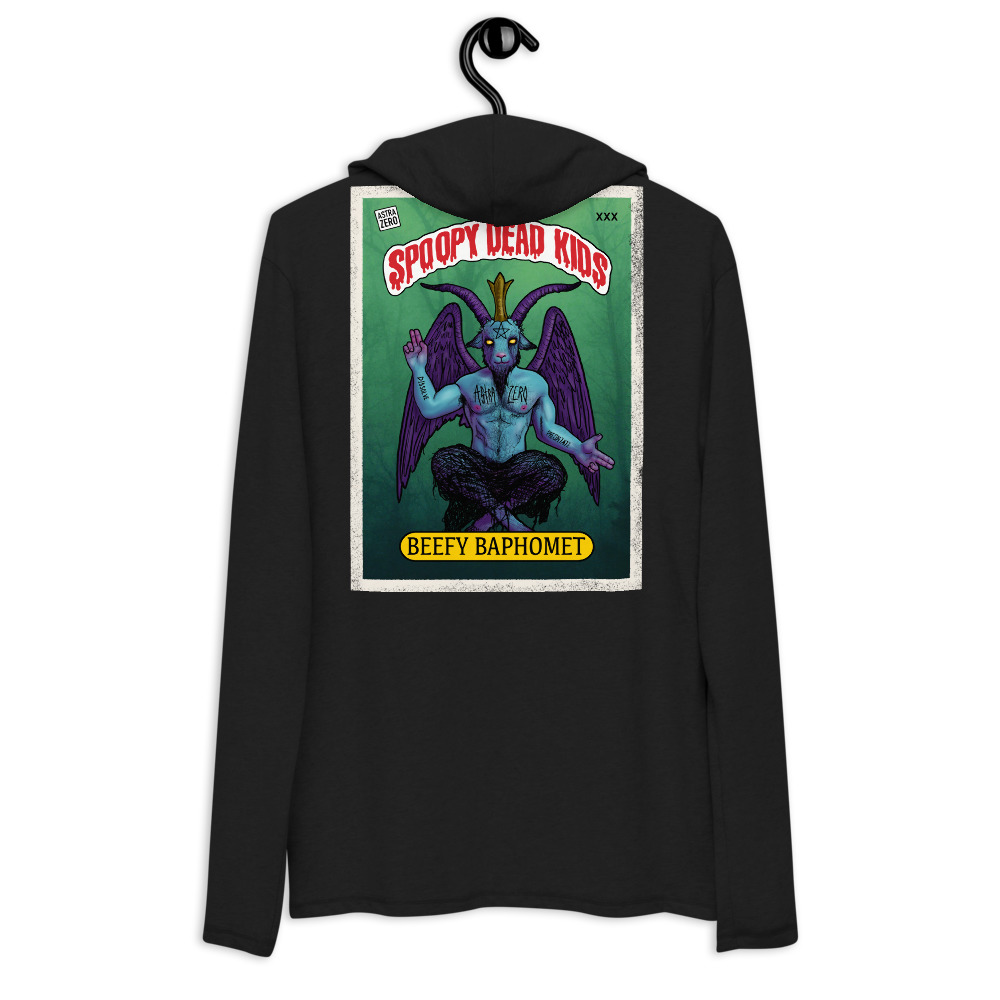 "Featured image for ""Spoopy Dead Kids - Unisex Lightweight Hoodie 