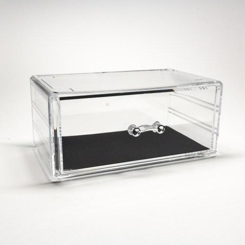Transparent Multipurpose Storage Drawer
