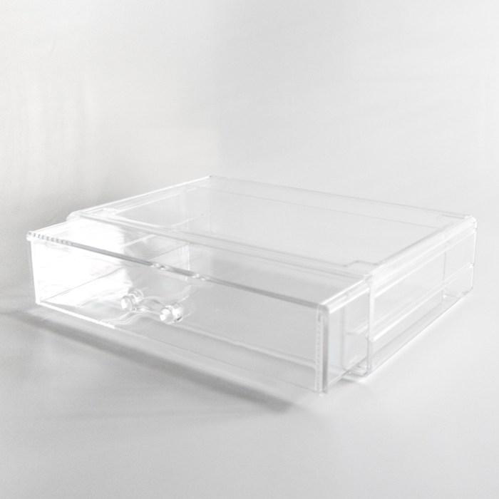 Large Transparent Multipurpose Storage Drawer