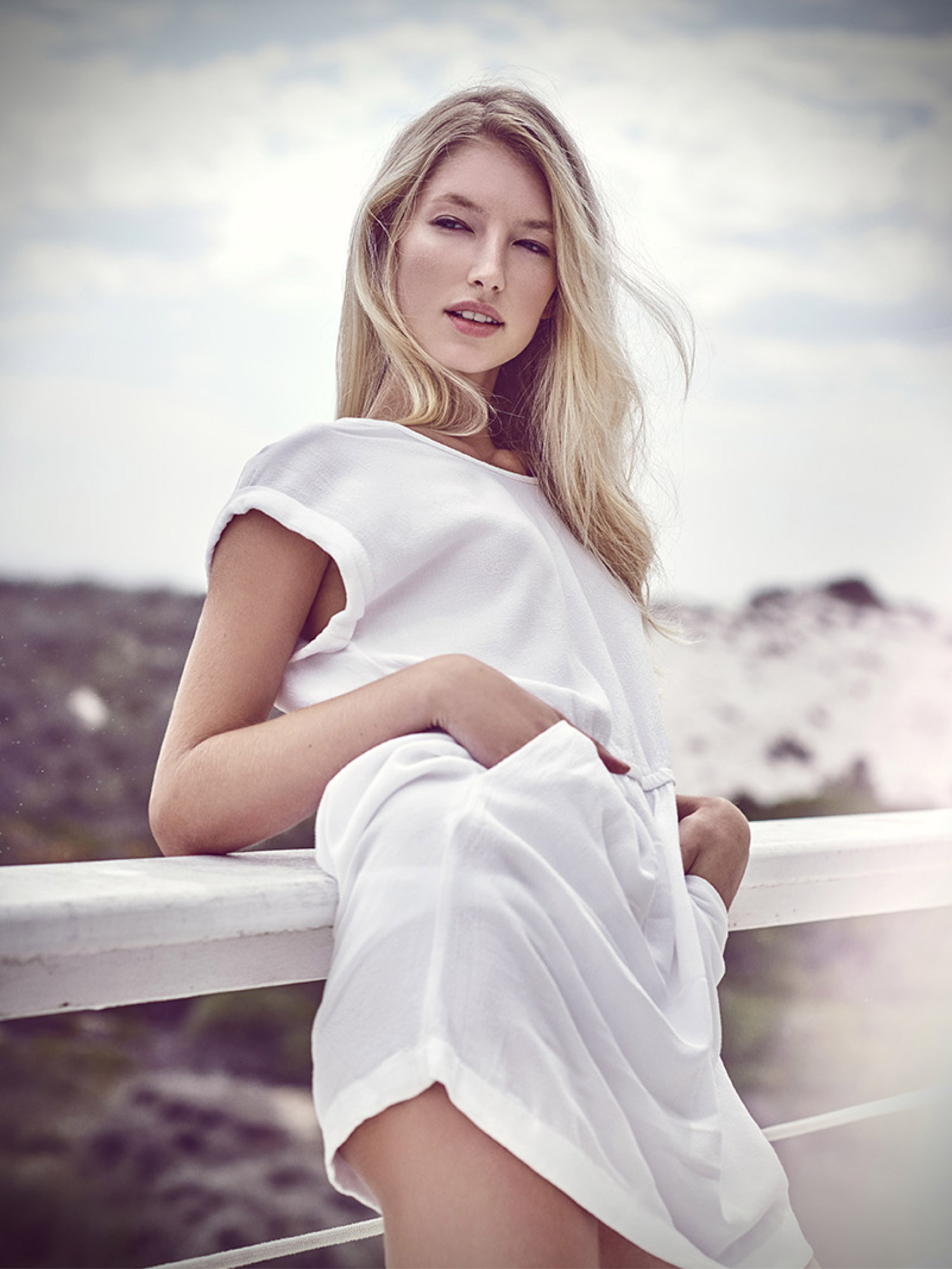 Astrid M Obert Photography presents WHITE PEARL