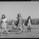 Barn på 40, 50, 60, ja til og med tidlig på 70-tallet