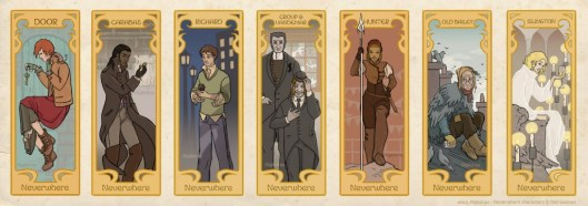 neverwhere_characters
