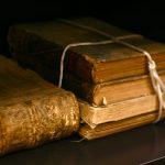 Må den som stjeler en bok…