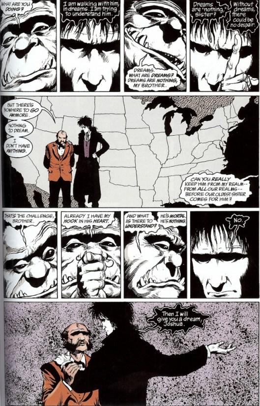 Sandman book 6 a
