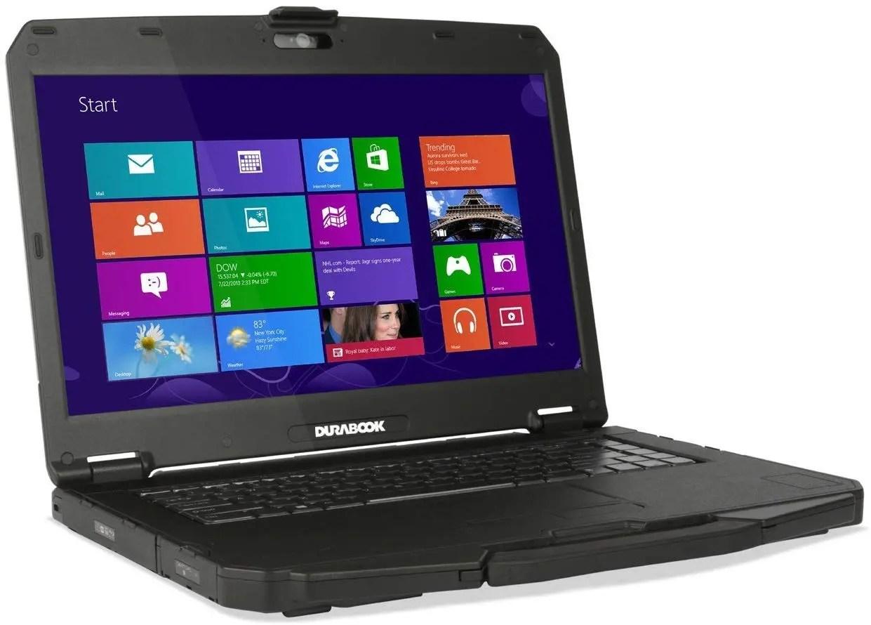Durabook S15AB Pentium Rugged Laptop