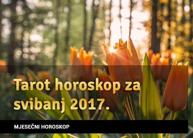Horoskop svibanj 2017