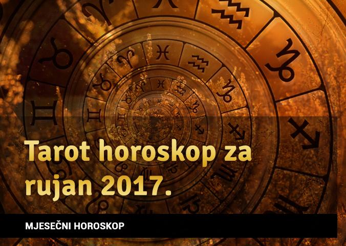 Tarot horoskop za rujan 2017.