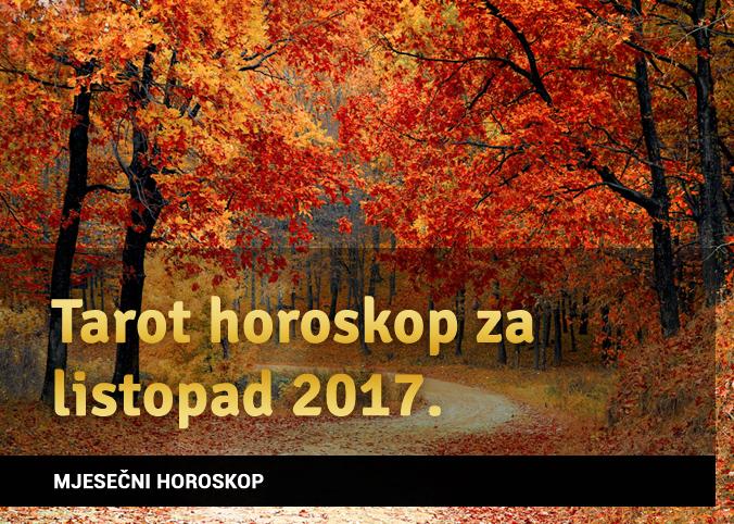 Tarot horoskop listopad 2017