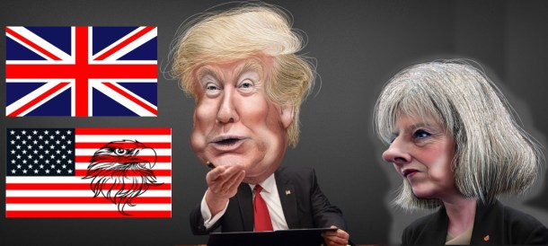 Britain and the USA Special Relationship