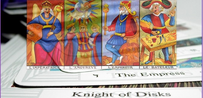 What is the Tarot? Find out in this brief introduction by James Lynn Page