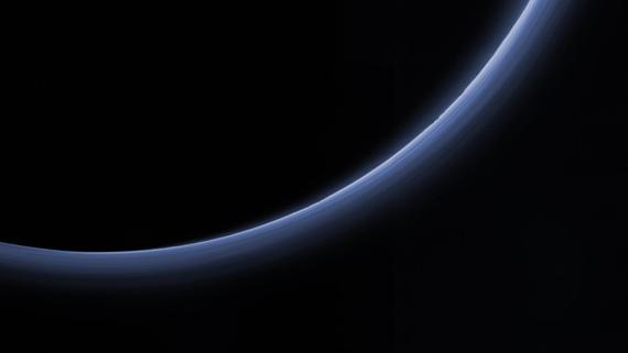 Pluto Atmosfer