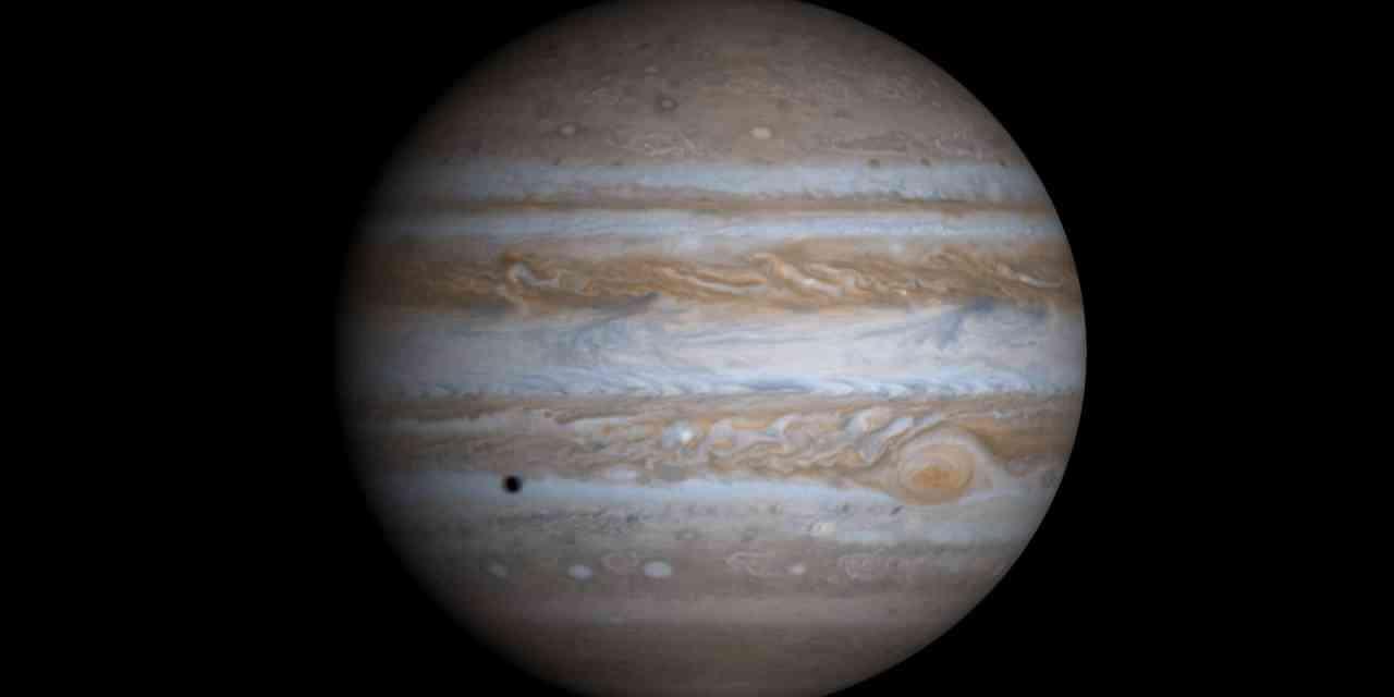 Júpiter, el planeta que nunca se acercó a ser estrella fallida